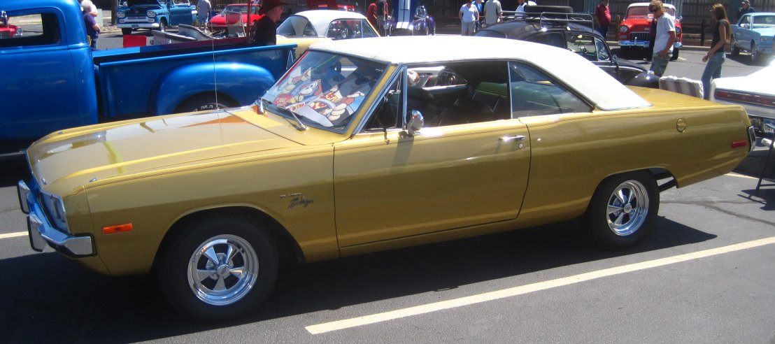 1972 Dodge Dart Swinger Photos