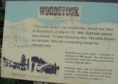 Woodstock Ghost Town