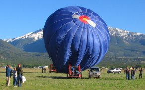 Colorado Hot Air Balloon