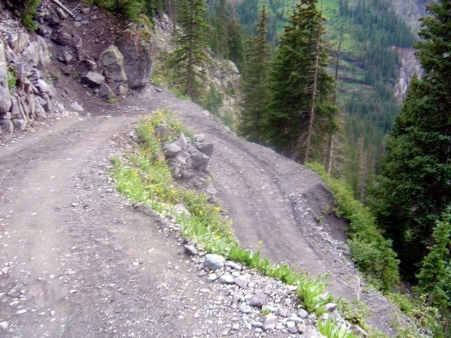 Black Bear Pass Colorado >> Black Bear Pass Colorado 4wd Trail And Photos