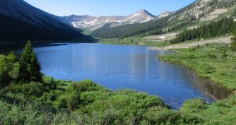 Grizzly Lake, CO