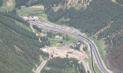 Eisenhower Tunnel, CO