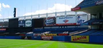 Old Yankees Stadium
