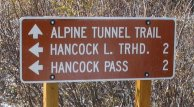 Alpine Tunnel Trail
